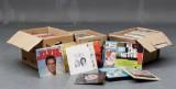 Samling LP'er ca.375 stk. Pop, rock og klassisk