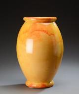 Kähler. Large earthenware floor vase