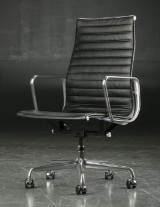 Charles Eames. Office chair, Aluminium Group Conference series